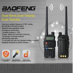 Statii portabile emisie receptie / walkie talkie Baofeng UV-5R - Statie radio