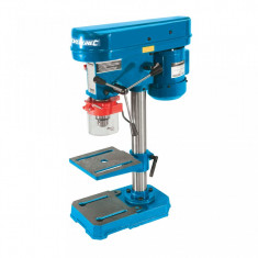 Masina de gaurit cu coloana, 5 viteze, Silverline DIY 350W Drill Press 250mm, 2650 rpm