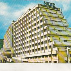 Bnk cp Sangeorz Bai - Hotel Hebe - circulata - marca fixa, Printata