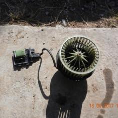 Ventilator si rezistenta aeroterma in trepte a4 b5