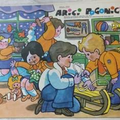 REVISTA ARICI POGONICI NR. 1/1978:V.Manuceanu/Al.Mitru/Marta Cuibus/Livia Rusz+ - Revista scolara