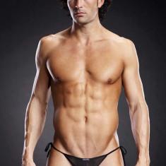 Tanga barbati Pro-Mesh Side-Tie Bikini L/XL - Lenjerie sexy barbati