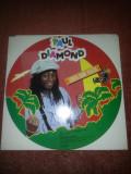 Paul Diamond -Lunita dame platita-Full 1989 Italy Maxi Single 12 vinil vinyl