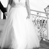 Rochie de mireasa Best Bride, Marime: 36, Culoare: Alb