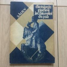Din tainele gandirii jucatorului de sah a kotov carte hobby 1979 ed sport turism - Carte sport
