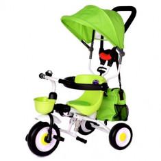 Tricicleta Pliabila Plika Lime - Tricicleta copii Skutt