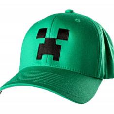 Sapca Minecraft Creeper Cap - 7ani + - Produs ORIGINAL !! - Sapca Copii