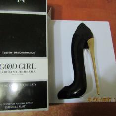 -TESTER CAROLINA HERRERA CH GOOD GIRL BLACK --- 80 ML - Parfum femeie, Apa de parfum