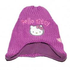 Caciula captusita bebelusi Hello Kitty - Caciula Copii