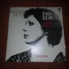 Ewa Bem -Swing Session -Be A Man- Muza 1981 Polish Jazz vol 65  vinil vinyl