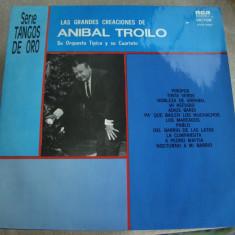 Las Grandes Creaciones De ANIBAL TROILO - Vinil LP Argentina