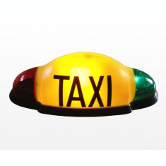 Caseta firma TAXI LED omologata RAR ( + ) Selirom Carat Express STN AL-200617-10