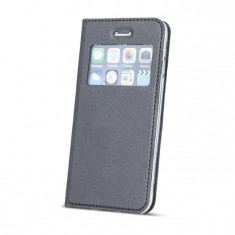 Husa HUAWEI Y5 II / Y6 II Compact - Smart Look (Gri) - Husa Telefon