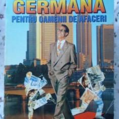 Germana Pentru Oamenii De Afaceri - Paul Hartley, Gertrud Robins, 401155 - Carte in germana