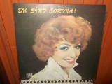 -Y- CORINA CHIRIAC - NOAPTE BUNA PE MAINE  DISC VINIL LP