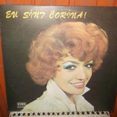 -Y- CORINA CHIRIAC - NOAPTE BUNA PE MAINE DISC VINIL LP - Muzica Pop