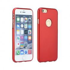 Husa HUAWEI P8 Lite 2017 / P9 Lite 2017 - Jelly Mat (Rosu) - Husa Telefon
