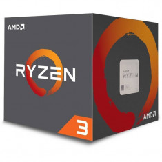 Procesor AMD Ryzen 3 1200 Quad Core 3.1 GHz Socket AM4 BOX - Procesor PC