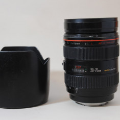 Obiectiv Canon 28-70 2.8L - Obiectiv DSLR