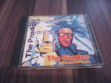 CD THE PRODIGY-THE SINGLES RARITATE!!!! ORIGINAL EMI