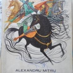 Vulturii De Foc - Al. Mitru, 401023 - Carte Basme