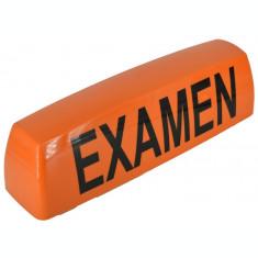Caseta pentru EXAMEN auto  AL-211116-25