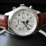 Master Collection Moon Phases - Ceas barbatesc, Mecanic-Automatic