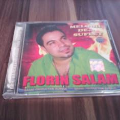 CD MANELE FLORIN SALAM-MELODII DE SUFLET ORIGINAL - Muzica Lautareasca