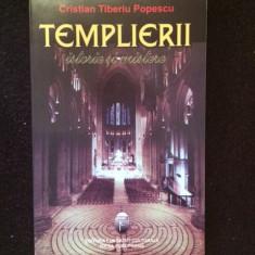 Templierii. Istorie Si Mistere - Cristian Tiberiu Popescu - 14 - Carte masonerie