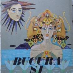 Bucura Si Fulgerul - Elena Zafira Zanfir, 401135 - Carte Basme