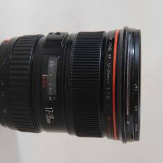 Obiectiv Canon 17-35 2.8L