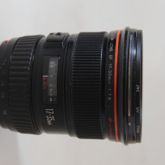 Obiectiv Canon 17-35 2.8L - Obiectiv DSLR