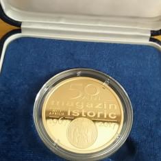 MMD6 - TEMATICA ISTORIE - MAGAZIN ISTORIC - 50 ANI DE APARITIE - 2017 - Medalii Romania