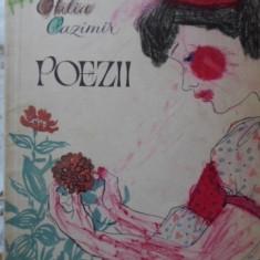 Poezii. Ilustratii De Maria Constantin - Otilia Cazimir, 401096 - Carte Basme