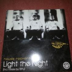 House Rockerz -Tiger 2008 Ger- Light The Night 12