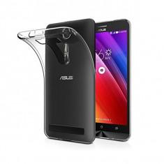 Husa ASUS ZenFone ZE500 / 550KL - Ultra Slim (Transparenta)