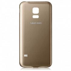 Capac baterie Samsung Galaxy S5 mini auriu Original