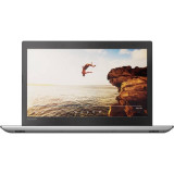 Laptop Lenovo IdeaPad 520-15IKB 15.6 inch HD Intel Core i7-7500U 6GB DDR4 1TB HDD nVidia GeForce 940MX 2GB Silver