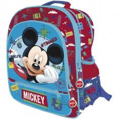 Ghiozdan pentru scoala Mickey Mouse 41 cm
