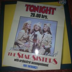 Stars On 45 Presents-The Star Sisters- Tonight CNR 1983 Ger vinil vinyl - Muzica Jazz