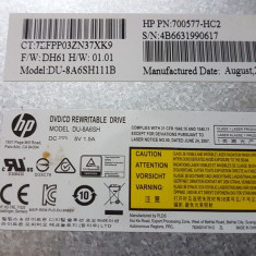 UNITATE OPTICA DVD DVD-RW HP 15 15-BA ORIGINALA MODEL DU-8A6SH 08.2016 - Unitate optica laptop