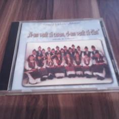CD GRUP FOLCLORIC RAZESII-N-AM VENIT SA CEREM, CI-AM VENIT SA DAM ORIGINAL - Muzica Sarbatori