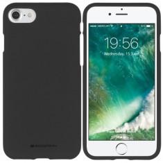 Husa SAMSUNG Galaxy J7 2016 - Jelly Soft (Negru) - Husa Telefon