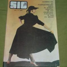 Doua reviste moda Romania Sic si soc/ Stil 1990 - Revista femei