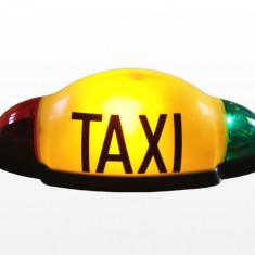 Caseta firma TAXI pe BEC omologata RAR TerraCars AL-211116-26