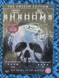SHROOMS (1 DVD FILM HORROR / GROAZA - STARE FOARTE BUNA!!!)