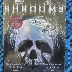 SHROOMS (1 DVD FILM HORROR / GROAZA - STARE FOARTE BUNA!!!), Engleza