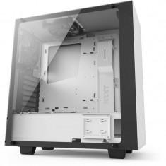 Carcasa NZXT S340 Elite Matte White - Carcasa PC