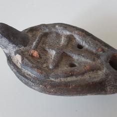OPAIT, PIESA RARA SI VECHE DIN CERAMICA - Arta Ceramica