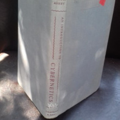 AN INTRODUCTION TO CYBERNETICS - W. ROSS ASHBY